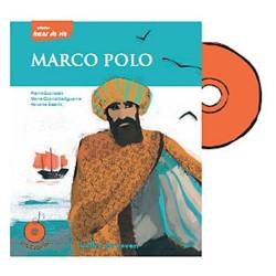 Marco Polo - Un livre CD