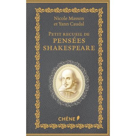Petit recueil de pensées Shakespeare