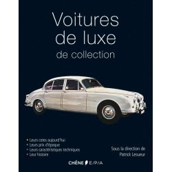 Voitures de luxe de collection