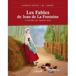 Les fables de Jean de La Fontaine - Luustrées par Gustave Doré