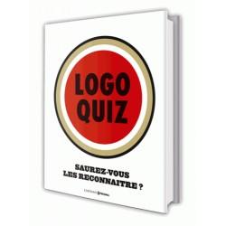 Logos quiz - Le livre-jeu - Plus de 4 000 logos et symboles à reconnaître