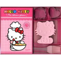 Coffret Hello Kitty - Mes délicieux gâteaux avec ustensiles