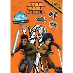 Star Wars Rebels - Mes colos avec des stickers