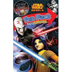Star Wars Rebels - Fun Pack 100% colo et stickers
