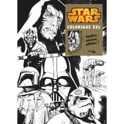 Star Wars - Coloriage XXL