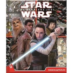 Star Wars - Les derniers Jedi - Cherche et trouve - 40