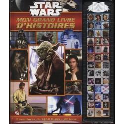 Star Wars - Mon grand livre d'histoires - 3 aventures de Star Wars - 39 sons