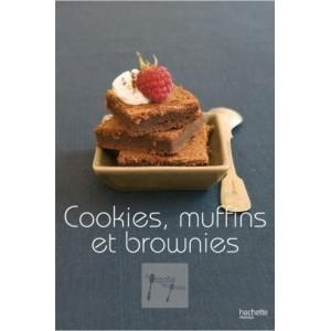 La popote des potes - Cookies, brownies et muffins