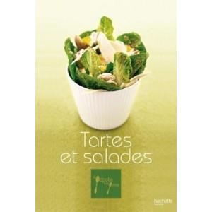 La popote des potes - Tartes et salades