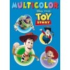 Multicolor - Toy Story
