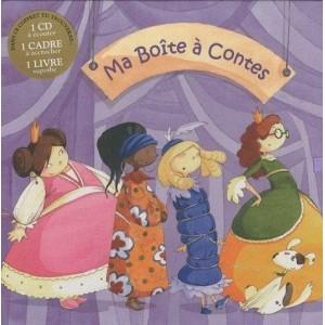 Ma boite à contes avec 1 CD audio