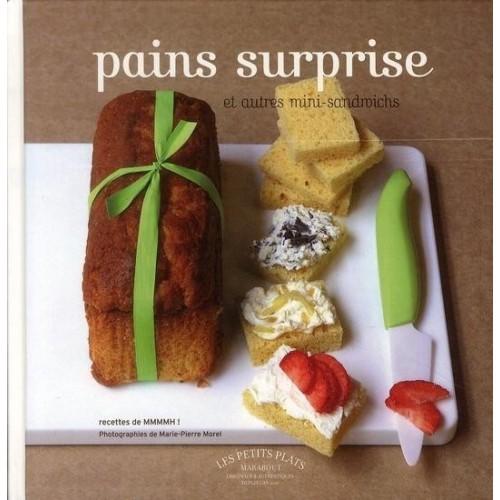 Pains surprise et autres mini-sandwichs