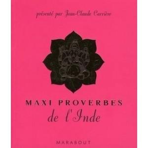 Maxi proverbes de l'Inde