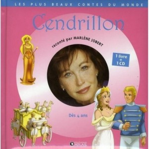 Cendrillon - 1 livre + 1 CD (audio)