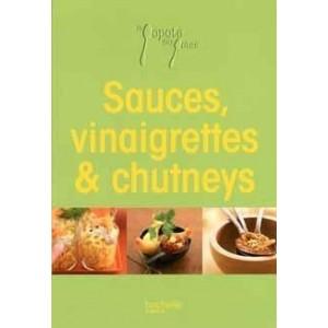 La popote des potes - Sauces, vinaigrettes & chutneys