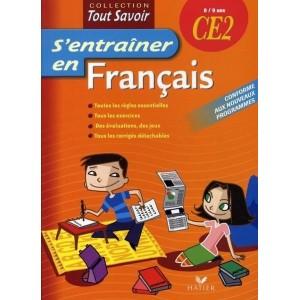 S'entraîner en Français CE2 - 8/9 ans