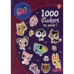 1000 stickers en poche ! - Littlest PetShop