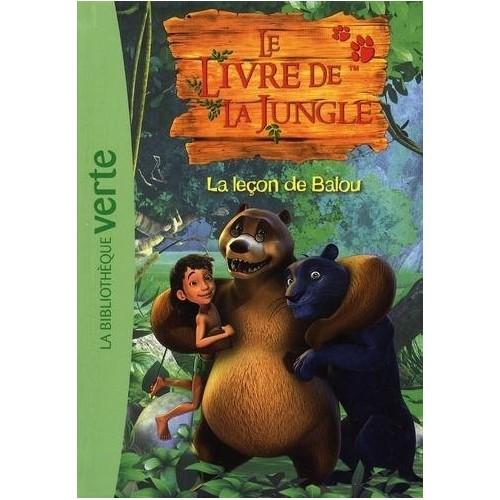 Le Livre de la Jungle - Tome 1 - La leçon de Balou