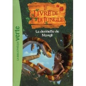 Le Livre de la Jungle - Tome 3 - La devinette de Mowgli