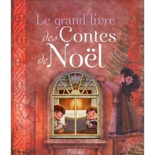 Le Grand Livre Des Contes De Noel