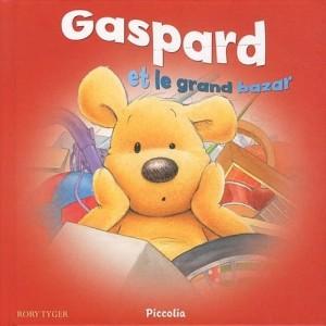 Gaspard et le grand bazar