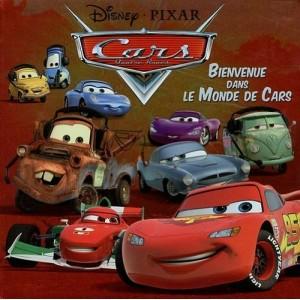 Cars - Bienvenue dans le Monde de Cars
