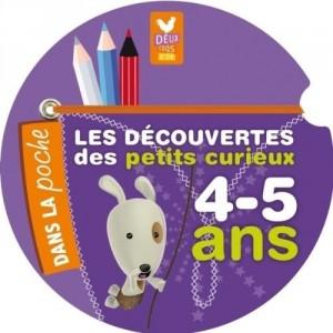 Dans la poche - Les découvertes des petits curieux - 4-5 ans