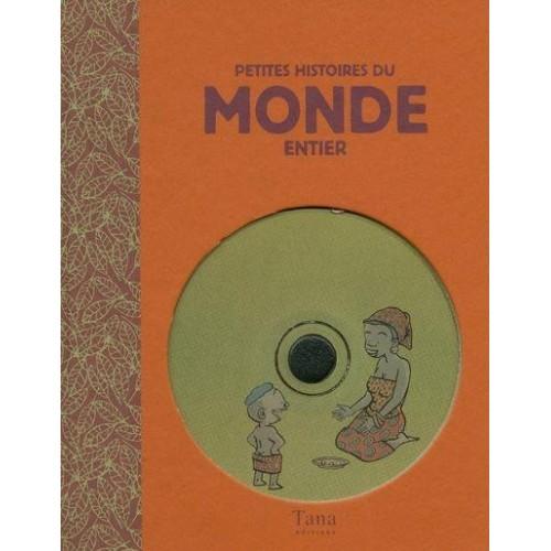 Petites histoires du monde entier avec 2 CD audio
