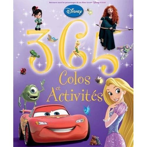 365 colos et activités