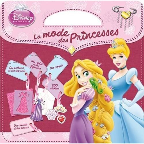 La mode des Princesses (Cendrillon et Raiponce)