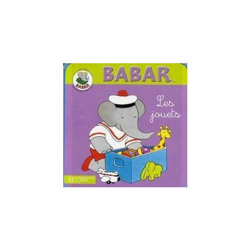 Babar - Les jouets