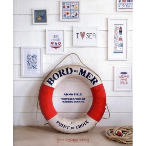 Bord de mer au point de croix