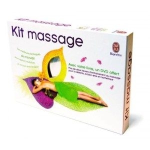 Kit massage avec 1 DVD