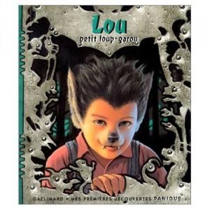 Lou petit loup-garou