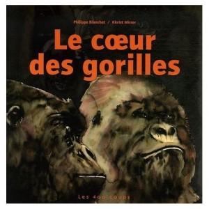 Le coeur des gorilles