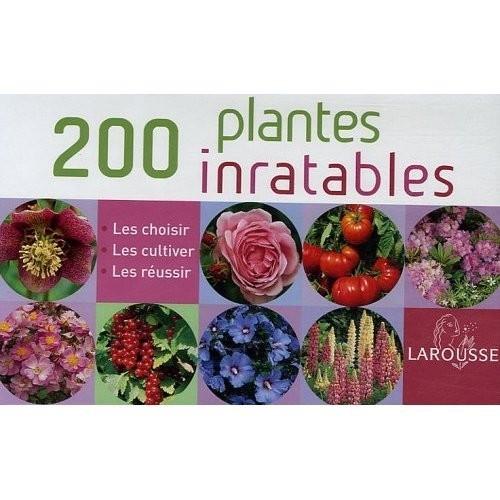 200 plantes inratables