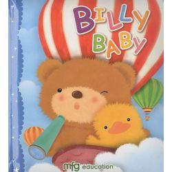 Billy Baby - Livre bleu