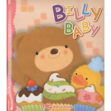 Billy Baby - Livre rose