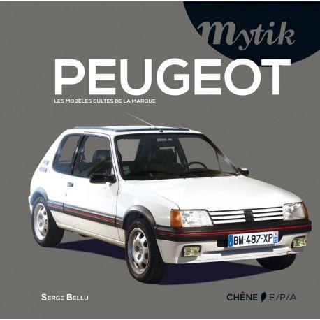 Mytik - Peugeot - Les modèles cultes de la marque