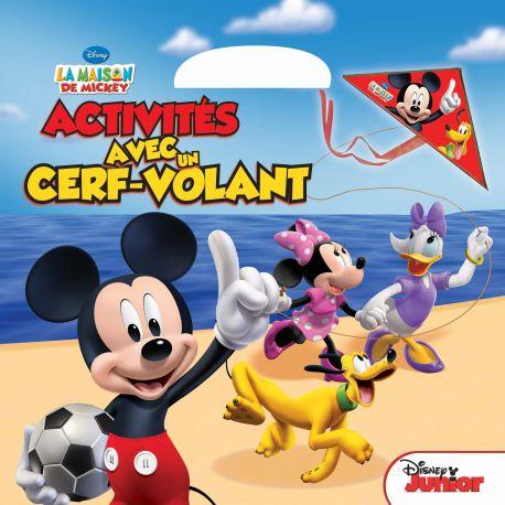 La maison de Mickey - Activités avec un cerf-volant
