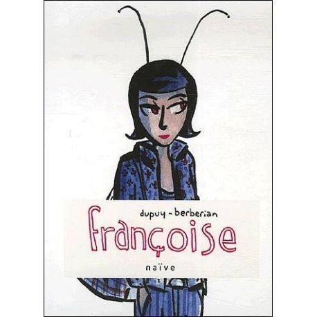 Françoise avec 1 CD audio