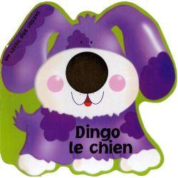 Dingo le chien - Un livre qui couine