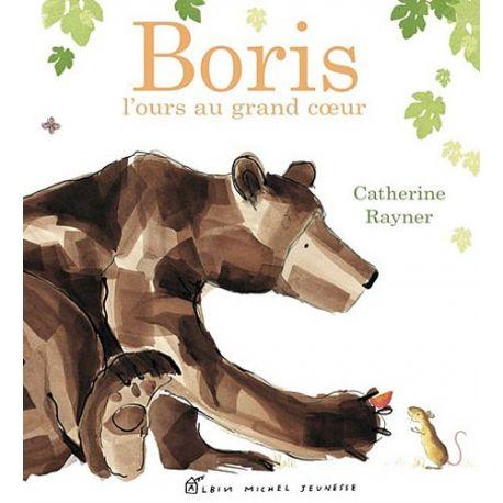 Boris, l'ours au grand coeur