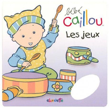 Bébé Caillou - Les jeux