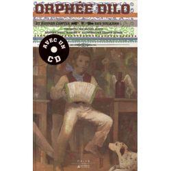Orphée Dilo et autres contes des Balkans avec 1 CD audio