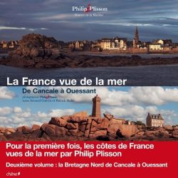 La France vue de la mer - De Cancale à Ouessant