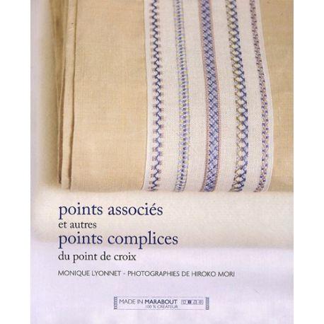 Points associés et autres points complices du point de croix
