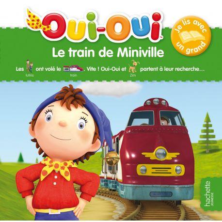 Oui-Oui - Le train de Miniville