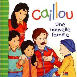 Caillou - Une nouvelle famille