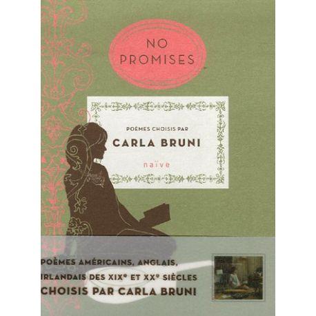 No promises - Edition bilingue français-anglais